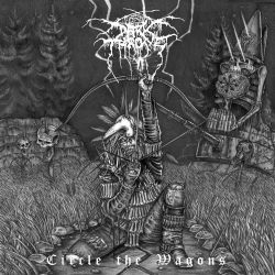 "Darkthrone - Circle the Wagons [12"" LP]"