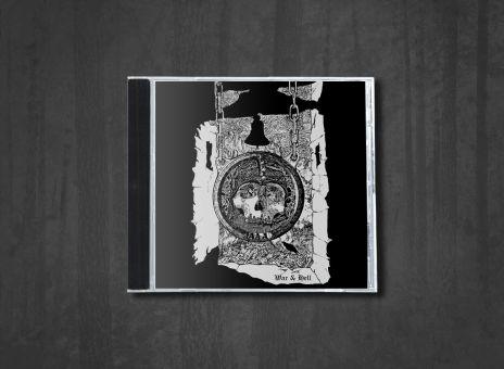 Körgull the Exterminator / Akerbeltz - War & Hell [CD]