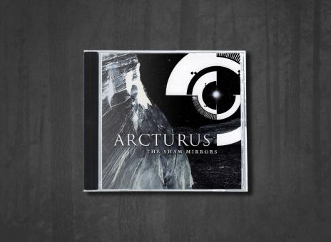 Arcturus - The Sham Mirrors [CD]