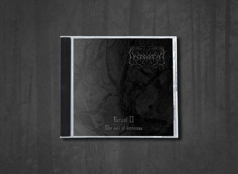 Nyctophobia - Ritual II: The Will of Darkness [MCD]