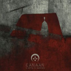 """Canaan - A Calling to Weakness (Transparent Red Vinyl) [Double Gatefold Colored 12"""" LP]"""