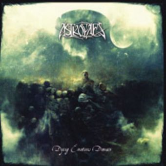 Astrofaes - Dying Emotions Domain [Digipack CD]