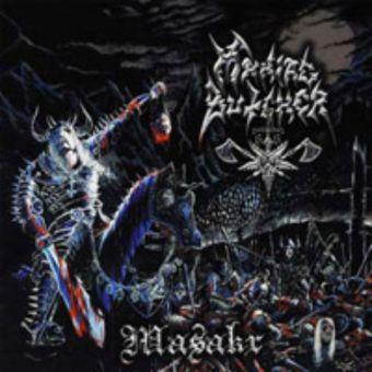 Maniac Butcher - Masakr [CD]