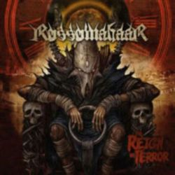 Rossomahaar - The Reign of Terror [Digipack CD]