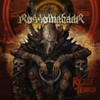 Rossomahaar - The Reign of Terror [Digipack CD]
