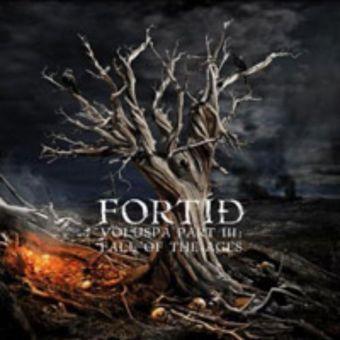 Fortíð - Völuspá Part III: Fall of the Ages [CD]