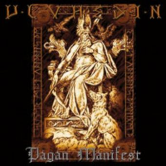 Ulvhedin - Pagan Manifest [CD]
