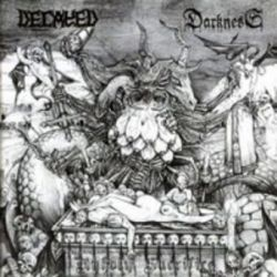 Decayed / Darkness - Unholy Sacrifice [CD]