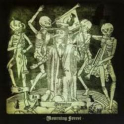 Mourning Forest - De la Vermine [CD]