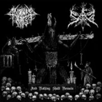 Mourning Forest / Sad - And Nothing Shalt Remain [CD]