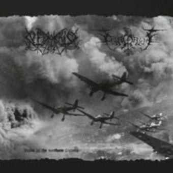 Nekrokrist SS / Faagrim - Strike of the Northern Legions [CD]