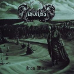 Andras - Iron Way [CD]