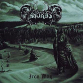 Andras - Iron Way [CD]