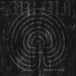 Burzum - Burzum / Aske [Slipcase CD]