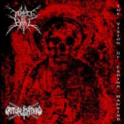 Temple of Baal / Ritualization - The Vision of Fading Mankind [Digipack CD]