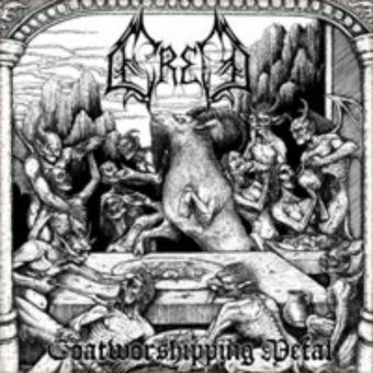 Ered - Goatworshipping Metal [CD]