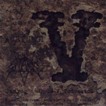 Svarog - Opus V: Todesstoß [CD]