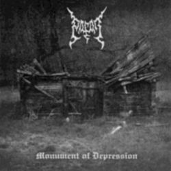 Pagan - Monument of Depression [CD]