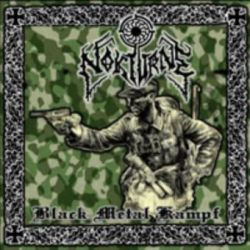 Nokturne - Black Metal Kampf [CD]