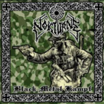 Nokturne - Black Metal Kampf [CD]