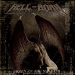 Hell-Born - Legacy of the Nephilim [CD]