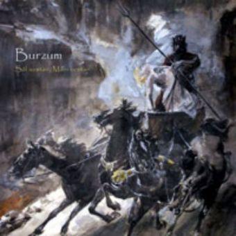 Burzum - Sôl austan, Mâni vestan [CD]