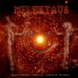 Melektaus - Trascendence Through Ethereal Scourge [Slipcase CD]