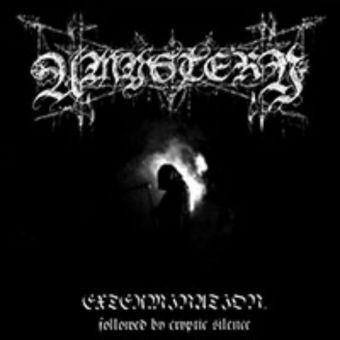 Amystery - Extermination, Followed by Cryptic Silence [CD]