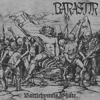 Barastir - Battlehymns of Hate [CD]
