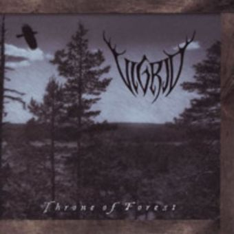 Vigrid - Throne of Forest [CD]