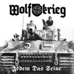 Wolfkrieg - Jedem das Seine [CD]