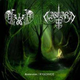 Aasgard / Briargh - Kydoimos / Restoration [CD]