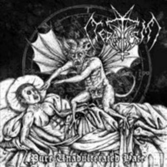 Teratism - Pure Unadulterated Hate [CD]