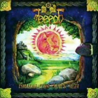 Tverd (Твердь) - Follow the Sun's Way (Вслед за Солнцеворотом) [CD]