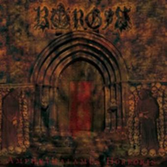 Borgia - Amphythalamus Horroris [CD]