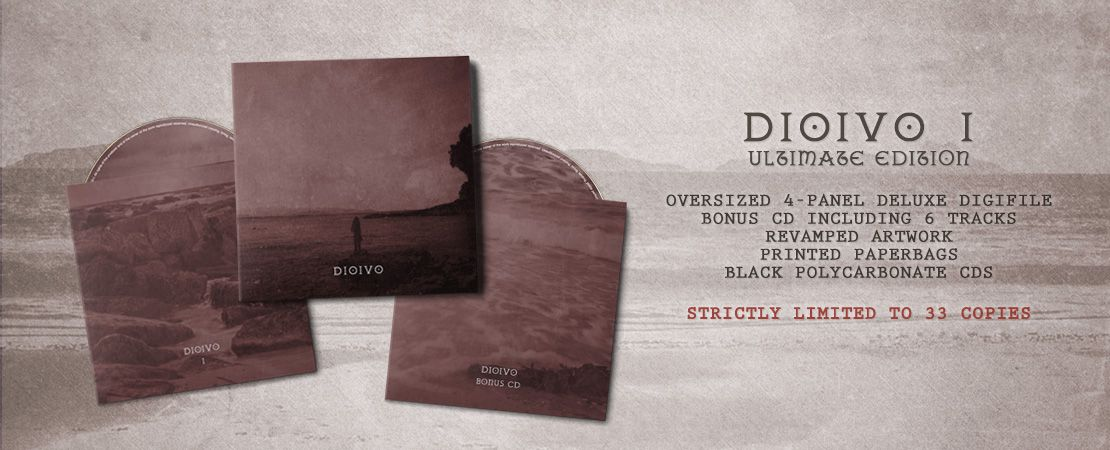Dioivo - I (Oversized Digifile 2CD)